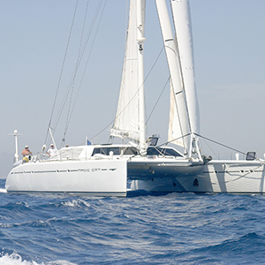 magic cat catamaran francois bich2